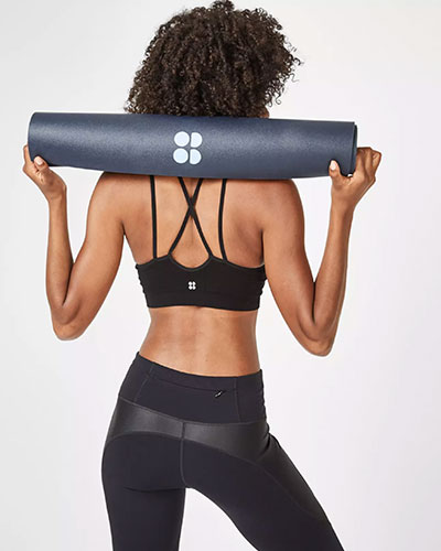 Sweaty Betty Super Grip Yoga Mat