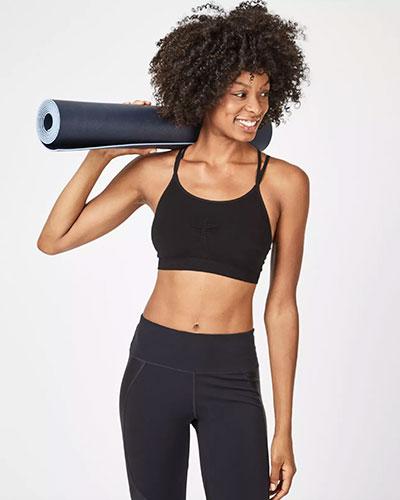 Sweaty Betty Super Grip Yoga Mat