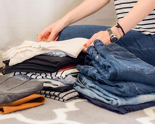Start a Wardrobe Overhaul