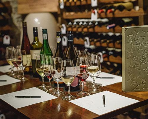 Rockliffe Hall & Berkmann Wine Cellars