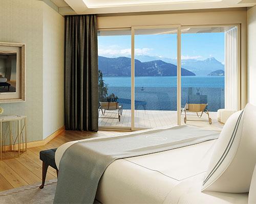 Chenot Palace Weggis, Switzerland
