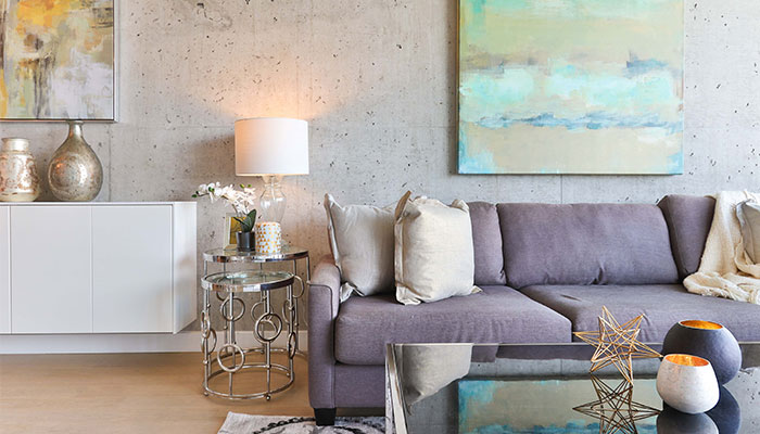 Seymour's Home - Spring Interiors
