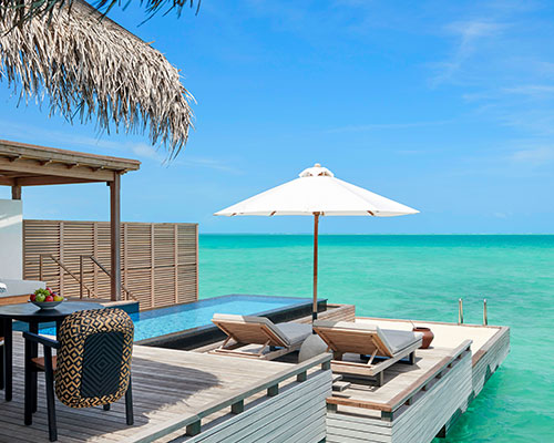 The Fairmont Maldives