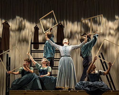Jane Eyre, National Theatre - Virtual Screening