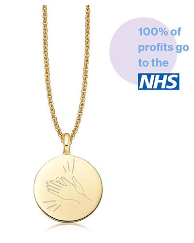 Missoma NHS Necklace