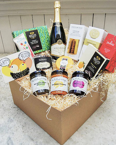 The Pickled Shop Easter Hamper