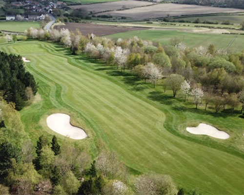 Ramside Hall Golf Offer