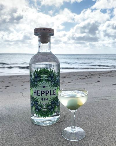 Hepple Gin Cocktail