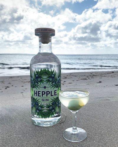 Hepple Gin Cocktail