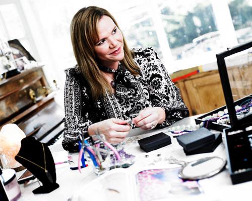 Kellie Daniels - SALOME DESIGNS: A CUT ABOVE