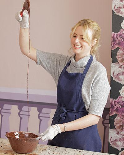 Zoe Rutter, La Chocolatrice, Newcastle