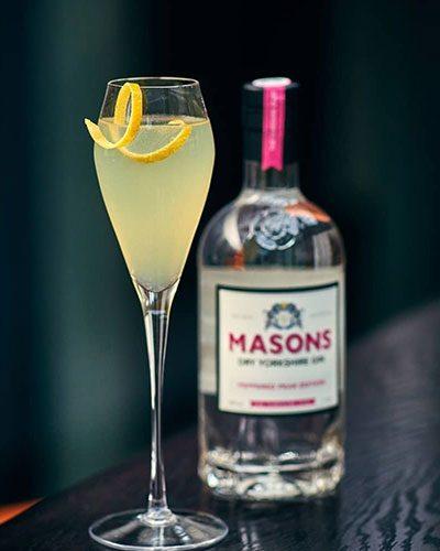 Masons Yorkshire Gin - Pear Shaped Cocktail
