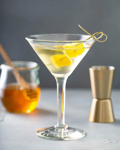 Quarantini Cocktail - The Novice Chef