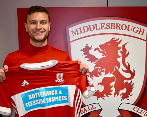 TALKING UP TEESSIDE WITH BEN GIBSON