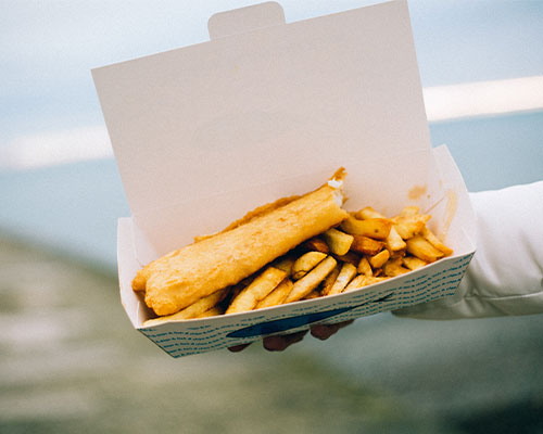 National Fish & Chip Day