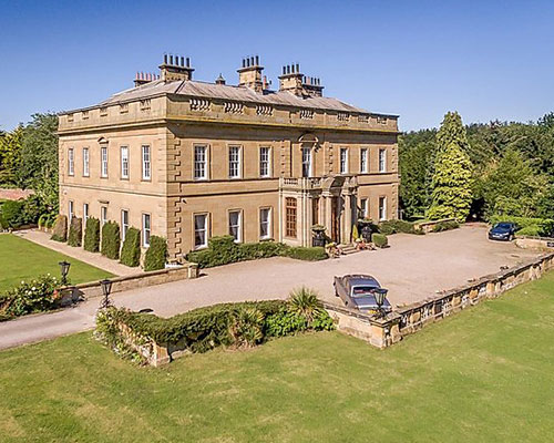 PROPERTY OF THE WEEK: RUDBY HALL, HUTTON RUDBY