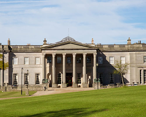 WELCOME BACK: WYNYARD HALL IS 'GOOD TO GO'