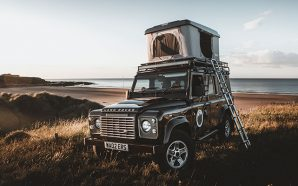 Rooftop Camping With Yorkshire Vehicle Hire