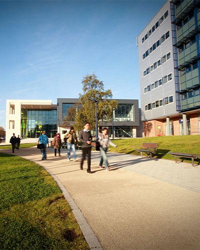 Higher Education Opportunities At The University Of Sunderland