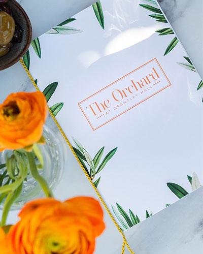 Grantley Hall Orchard